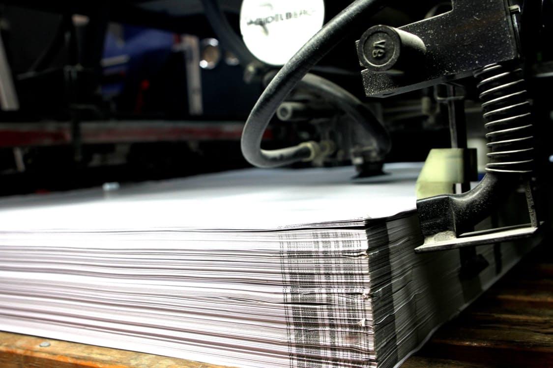 printing-press-paper