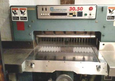 Baumfolder 30.50 Paper Cutter