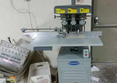 Challenge EH-3A Three Hole Paper Drill