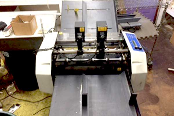 Graphic Whizard GW 8000 Numbering Machine