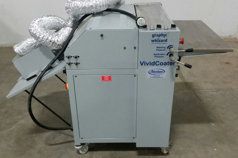 Graphic Whizard VividCoater XDC-530 Micro
