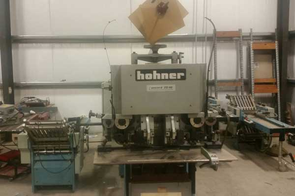 Hohner Accord 25/40 Two Head Stitcher