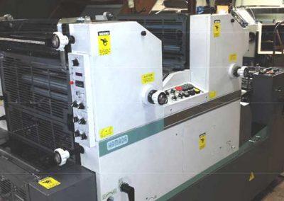 Hamada C248CX Offset Printing Press
