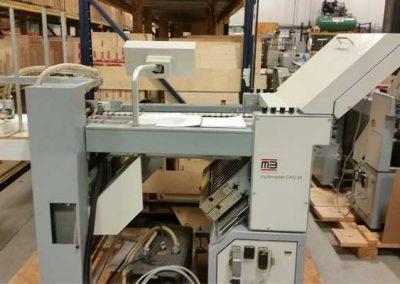 MB Multimaster CAS 52 Folding Machine