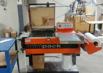 Minipack Galaxy Shrink Wrap System