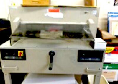 Triumph Ideal 6550-95 EP Paper Cutter