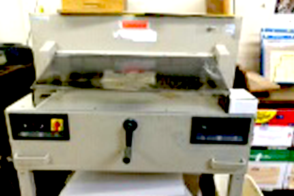 Triumph Ideal 6550-95 EP Paper Cutter