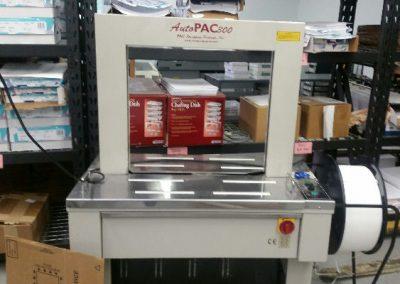 Auto Pac 300 Arch Strapper