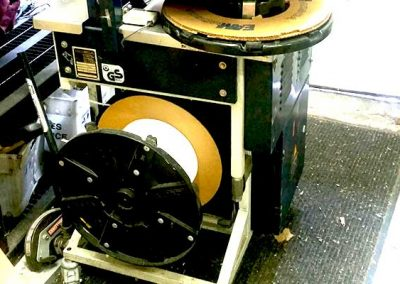 EAM Mosca ROM Automatic Strapping Machine