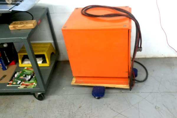 Yale Electric Industrial Forklift