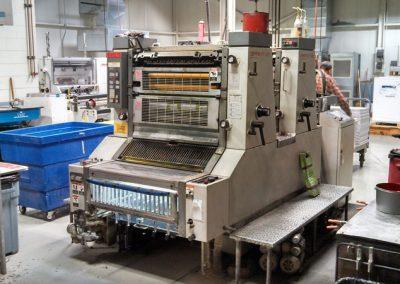 Komori Sprint 226P Printing Press