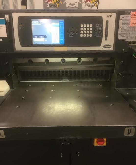 Challenge 305 XT Paper Cutter