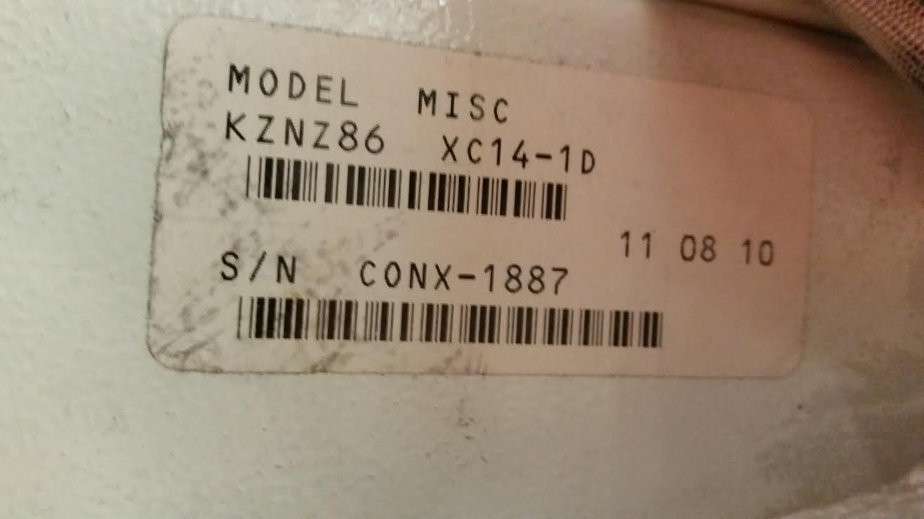 Tec Lighting XC14 UV Coater-3