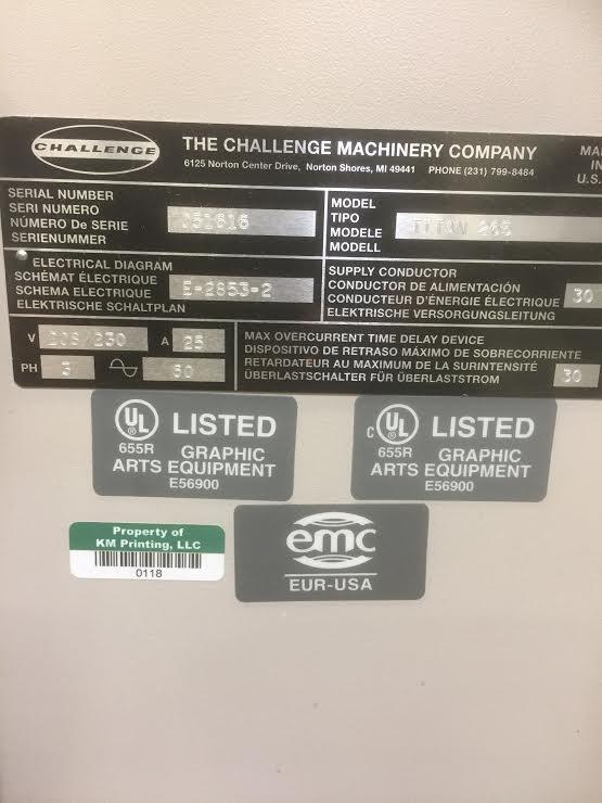 challenge titan 265 paper cutter-2