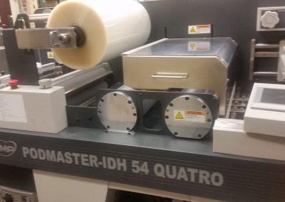 GMP Skandacor PODMaster IDH 54 Quatro Laminator