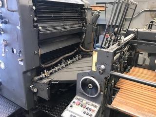 Heidelberg SM 102 ZP 2-Color Offset Printing Press3