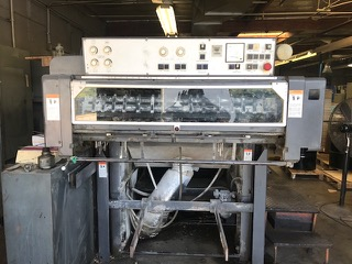 Heidelberg SM 102 ZP 2-Color Offset Printing Press7