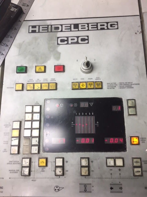 1990 Heidelberg 102VP9