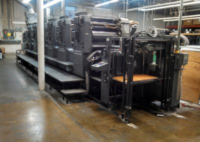 Heidelberg SM 72 S, 6 Color Offset Printing Press